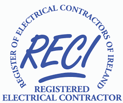 professional commercial electrician Grangecon